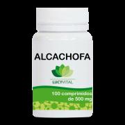 Alcachofa en comprimidos